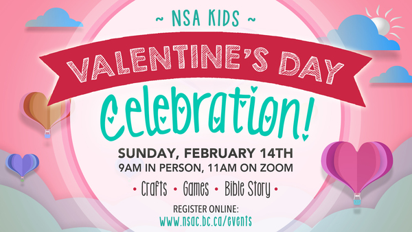 NSA Kids Valentine's Day Celebration