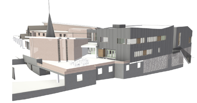 Building Completion Faith Journey Update - January 2021 image