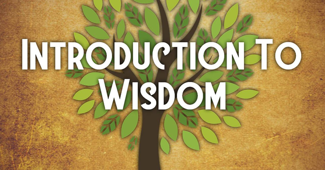 The Wisdom of Proverbs - Part 2