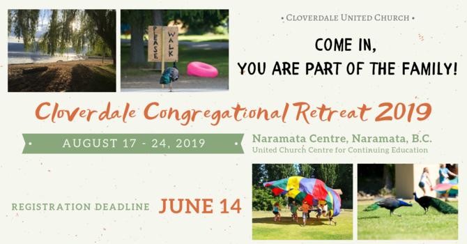 Cloverdale Congregational Retreat 2019 image
