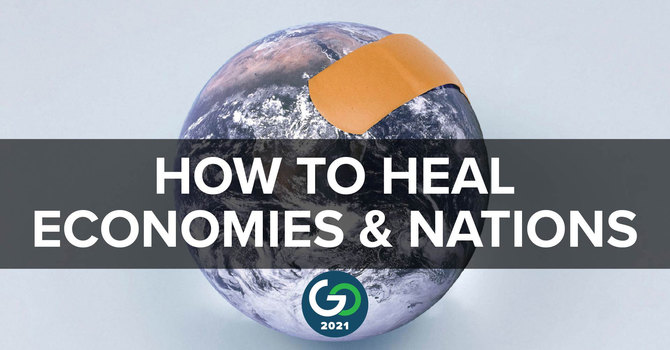 Session 4: Dr. Arleen Westerhof | How To Heal Economies & Nations