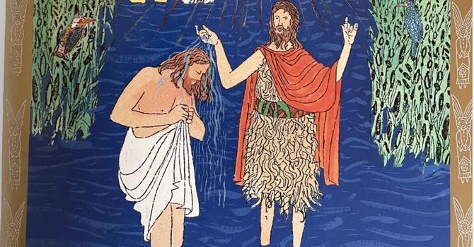 Jesus is Baptized