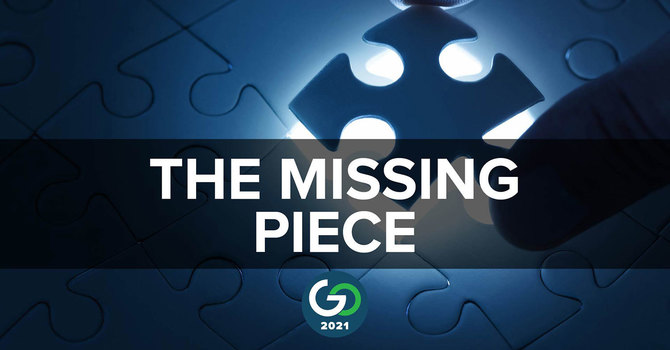 Session 6: The Missing Piece