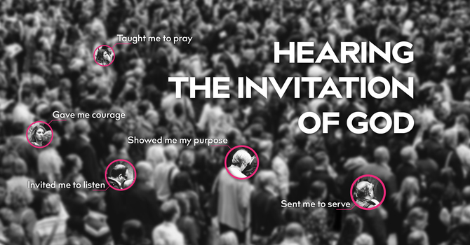 Hearing The Invitation of God | Listening For Patterns | Acts 9:10-17