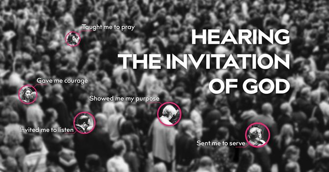 Hearing The Invitation of God | Listening as a Heart Response | John 15:1-5