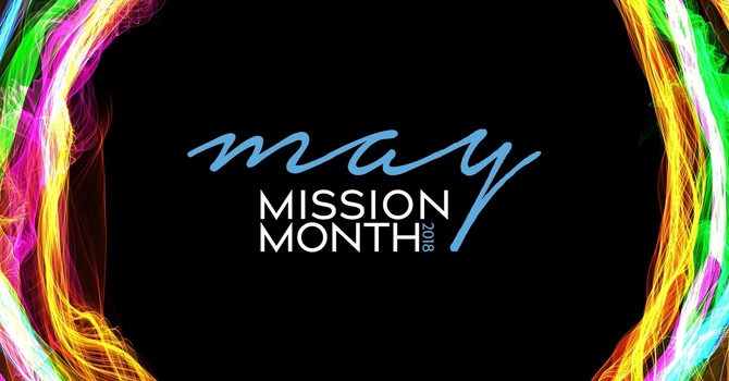 May Mission Month 2018 | Racism