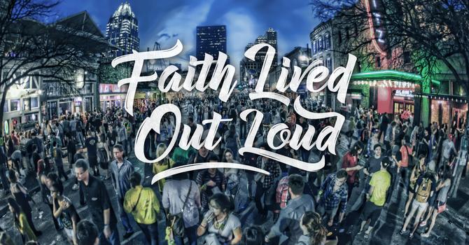 Faith Lived Out Loud | James 5:1-6