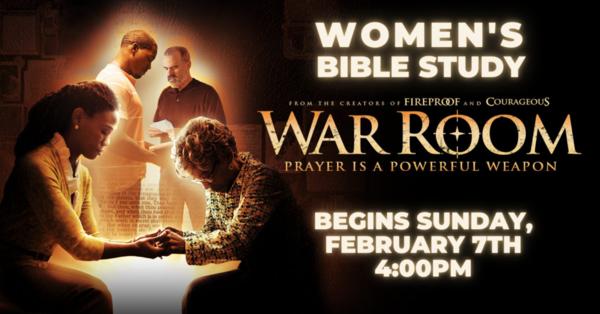 Women's Bible Study Begins Soon!
