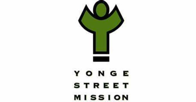 Thank you from Yonge Street Mission image