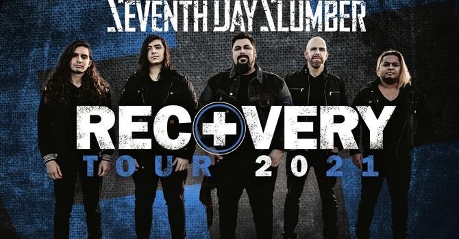 Seventh Day Slumber Concert