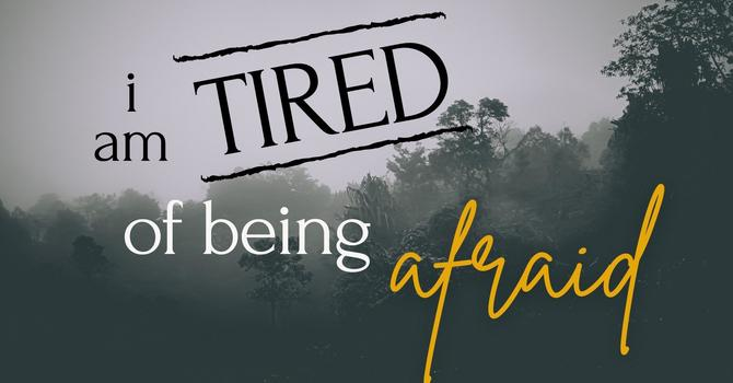 I am Tired of Being Afraid