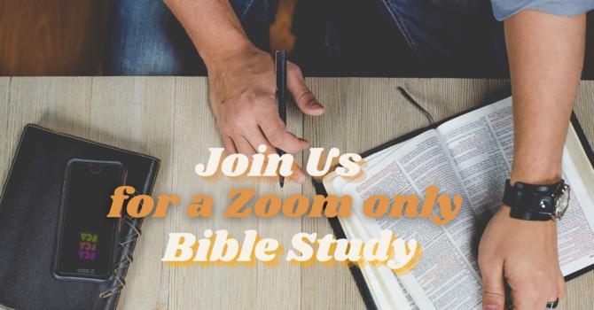 NEW BIBLE STUDY image