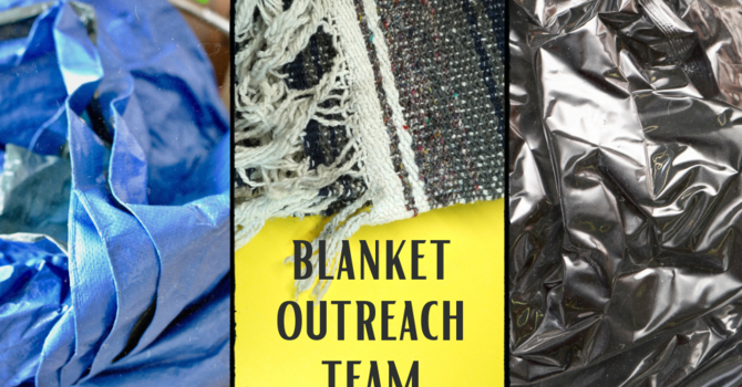 Blanket Outreach Project image