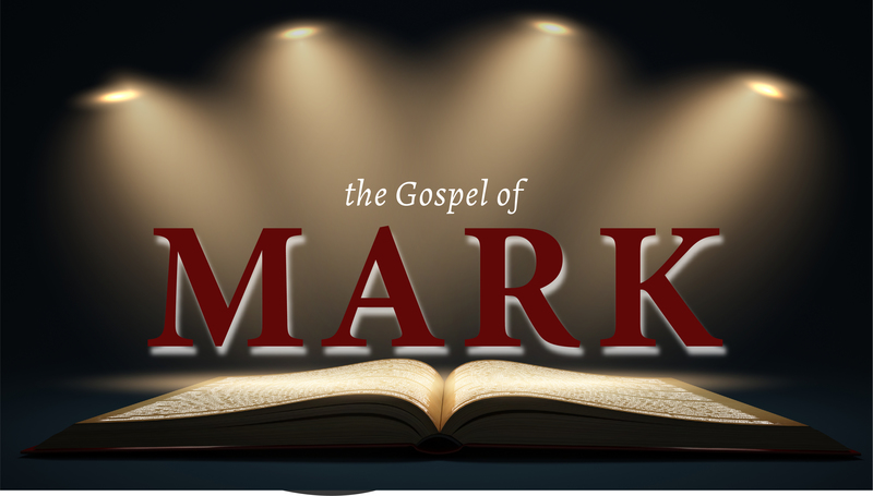Introduction to the Gospel of Mark (Week 2)