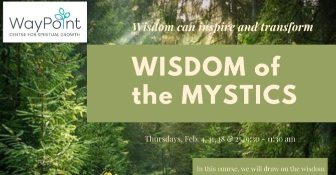 Wisdom of the Mystics image