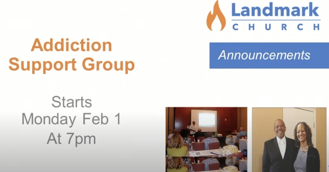 Addiction Support Group