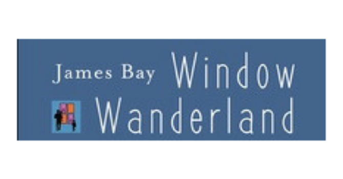 James Bay Window Wanderland Guide  image