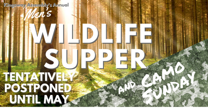 Wildlife supper update image