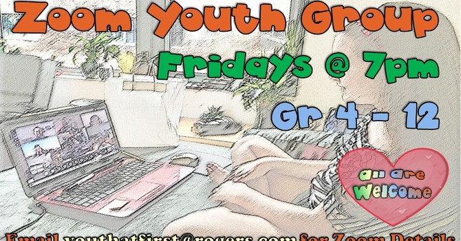 Youth Group (Grades 4-12)