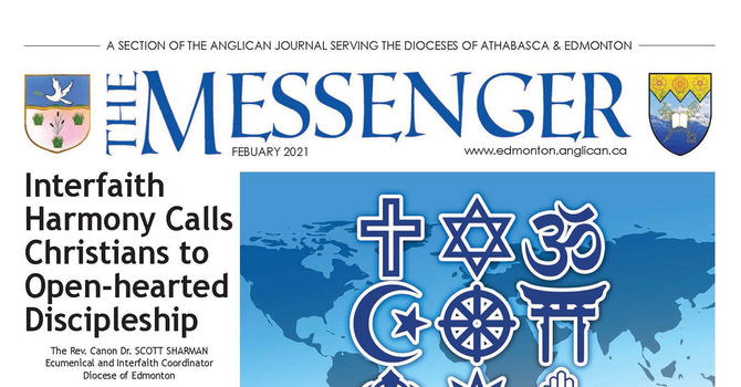 The Messenger February 2021 image