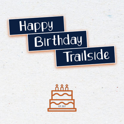 Trailsid3: Happy 3rd Birthday