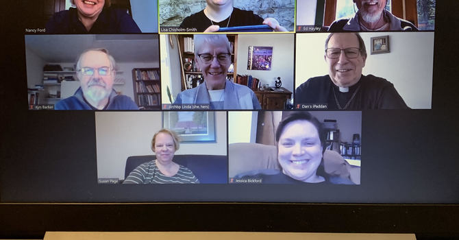 ADC Board Meets with the Primate via Zoom