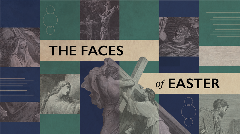 The Faces of Easter: The Crowd