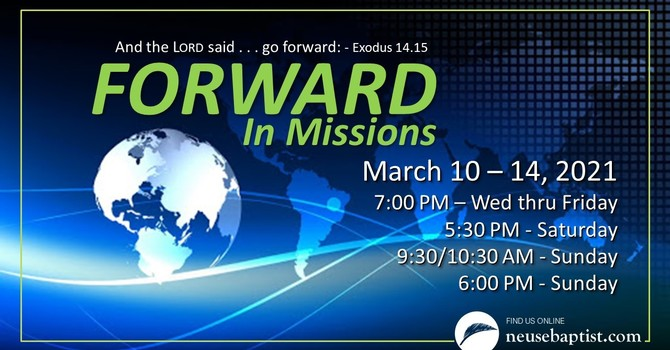 57th ANNUAL MISSIONS CONFERENCE