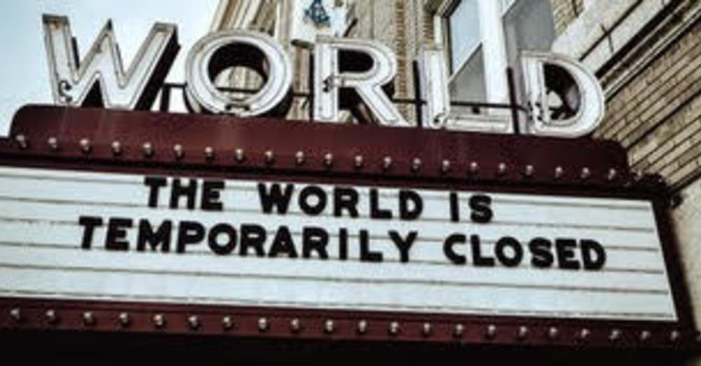 The World is temporarily closed.