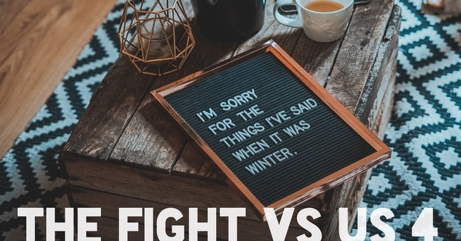 The FIGHT vs US 4