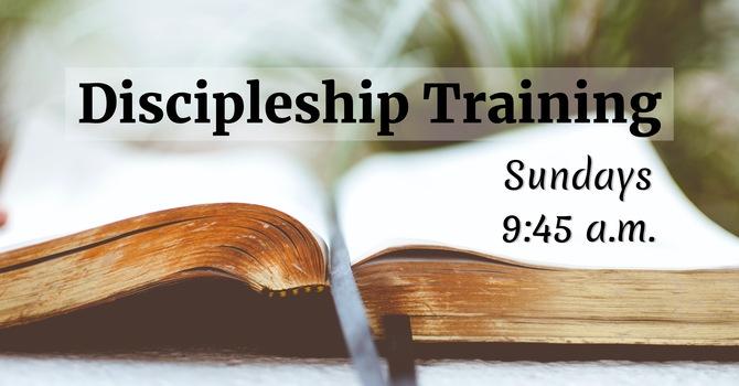 Discipleship Training