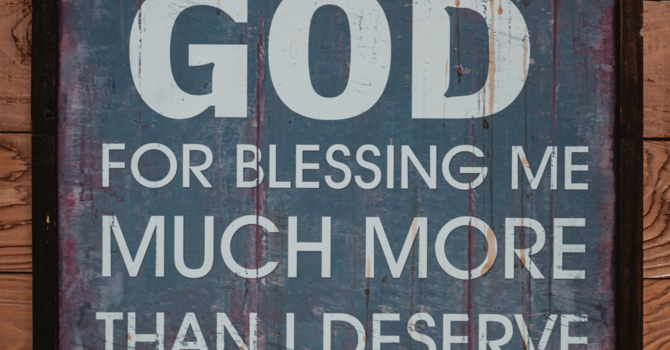 Anticipating God's Blessing image