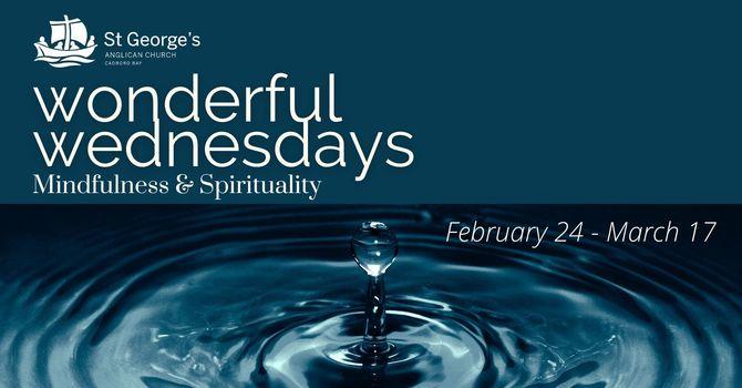 Wonderful Wednesdays Lenten Series image