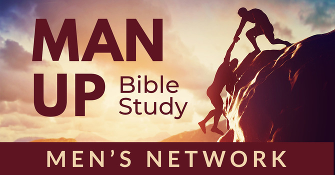 Man Up Bible Study