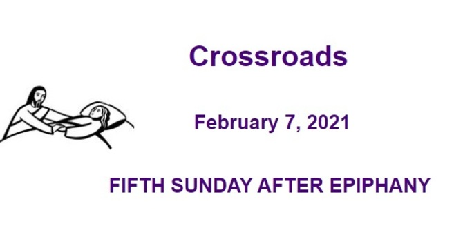 Crossroads February 7, 2021 image