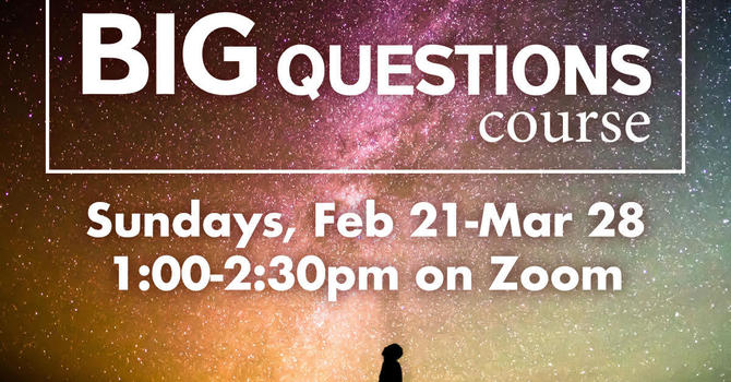 The Big Questions Course