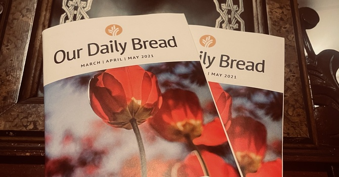 Our Daily Bread image