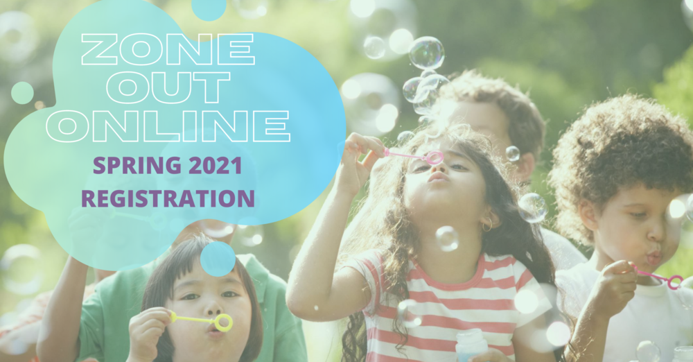 Zone Out Online Registration Open