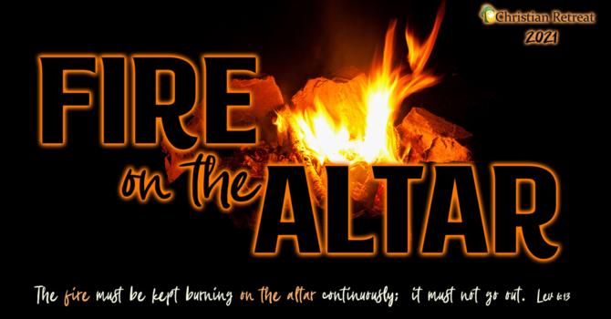 Rebuilding the Altar