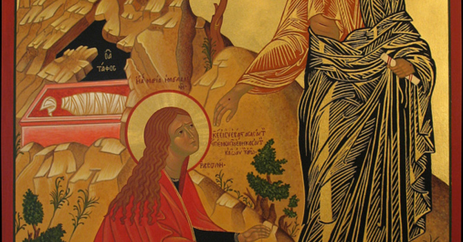 Unpacking Sunday's Sermon: Resurrection image