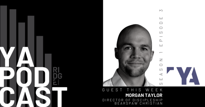 YA Podcast   Guest: Morgan Taylor