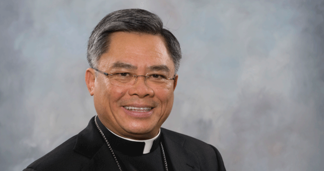 Message from Bishop Joseph