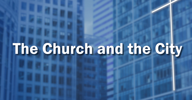 The Church As God's Dwelling Place