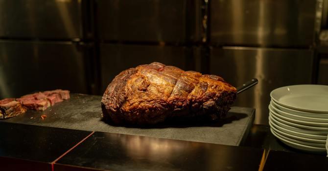 Roast Beef Dinner March 13