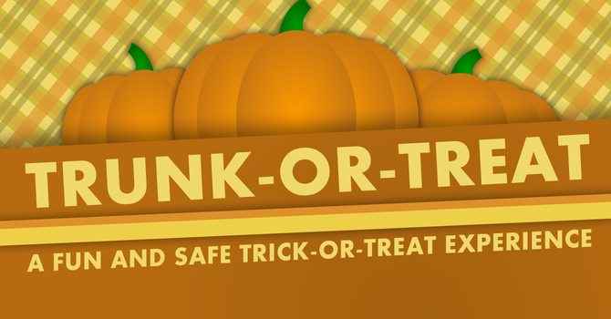 Annual Trunk-or-Treat