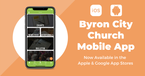 Mobile App available for Android and Apple devices!