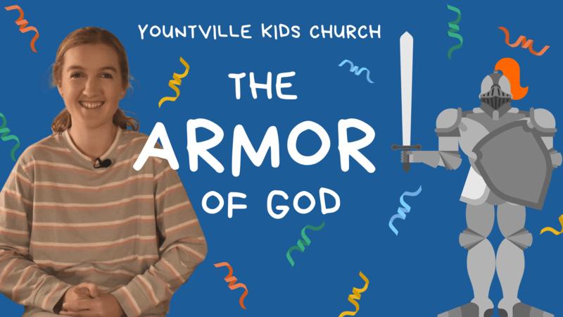 1. Armor of God