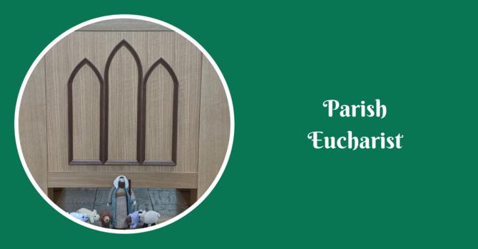 Parish Eucharist - February 7, 2021 image