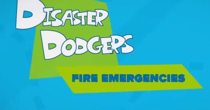 Disaster Dodgers Teach Fire Safety