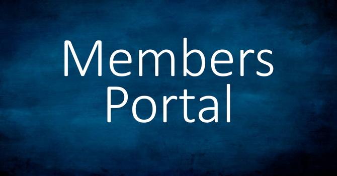 Members Portal